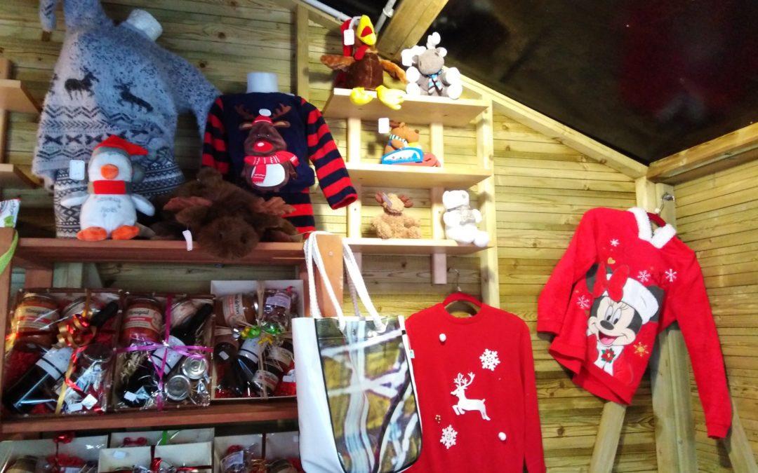 Abi Shop au Marché de Noël !