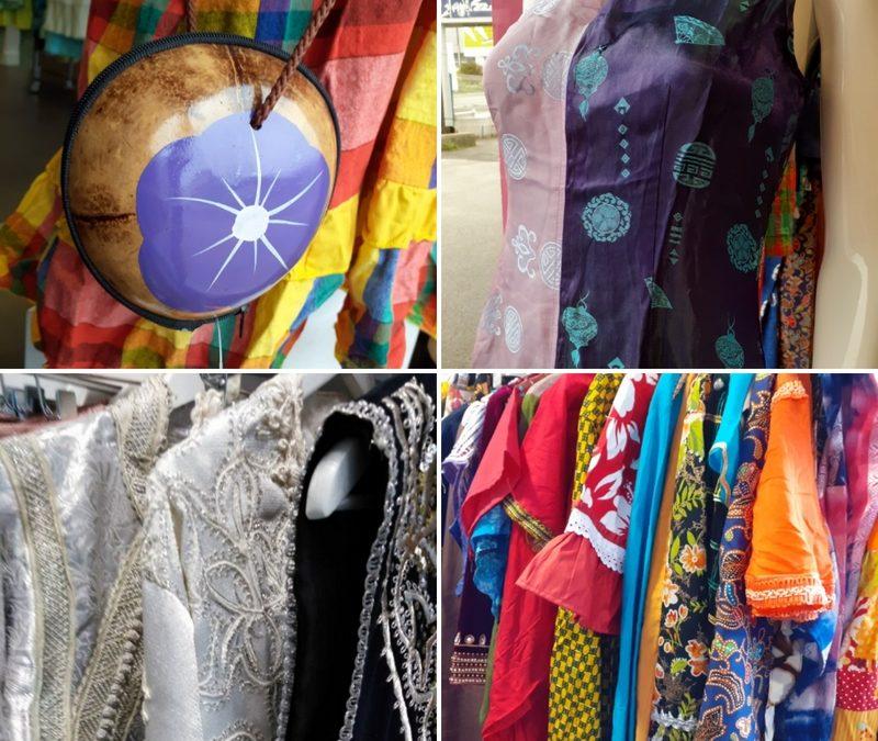Abi Shop voyage à travers les cultures.