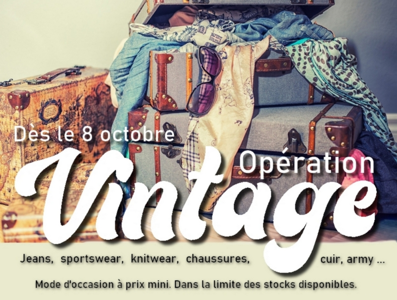 Brest : rayon vintage !