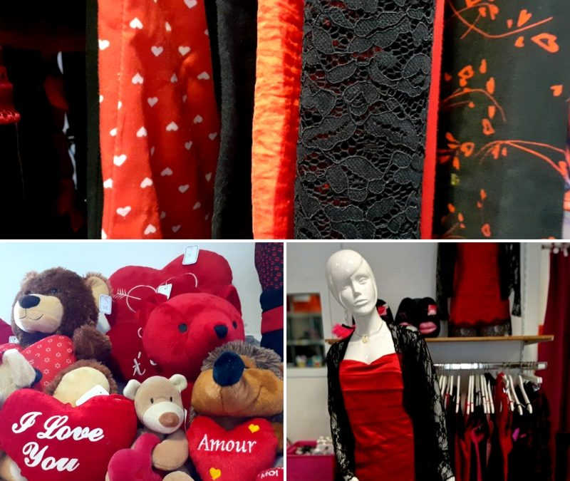 Abi Shop célèbre l'amour !