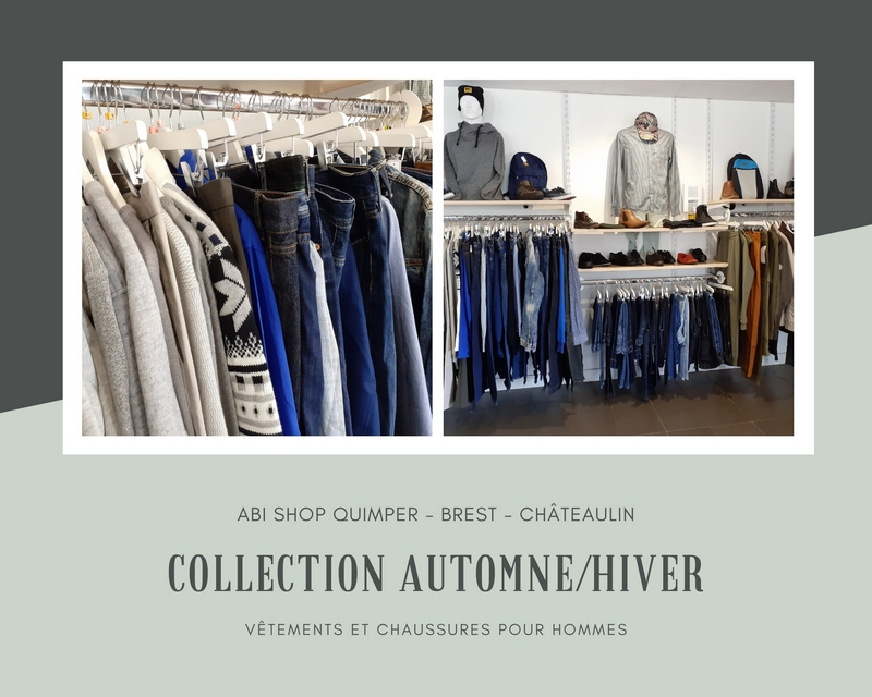 Mode Automne/Hiver Homme.