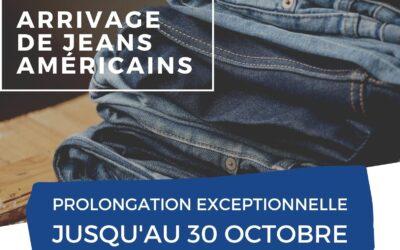 L'opération jeans joue les prolongations !